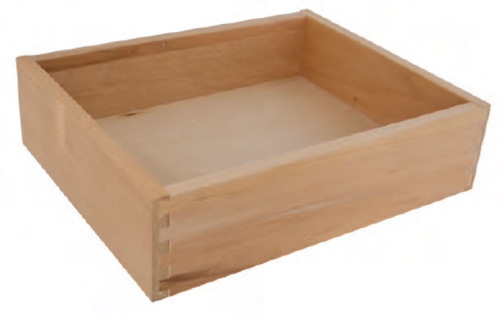 5/8 inch Basswood drawer box